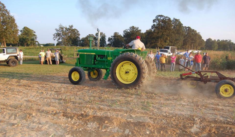 2015 Butler County Extension Field Day
